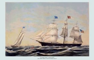 Clipper Ship - Adelaide